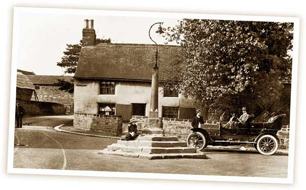 The Cross at Monk Bretton.
