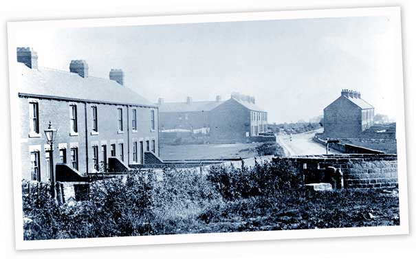 The Pinfold in Cudworth was located at the junction of Snydale Road, White Cross Road and Darfield Road. This circular stone construction was used to keep stray animals safe until they were claimed.