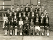 Mr Rigby's form 3A, Edward Sheerien Secondary Modern, circa 1961 - Courtesy of Courtesy of Brian Elliott