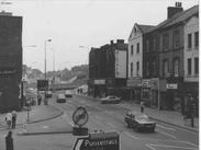 An alternative view of the 'guess the location' photograph in issue 19. Taken in June, 1980 - Courtesy of Tim Gibson